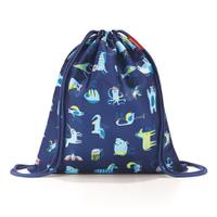 Мешок детский Mysac abc friends blue, Reisenthel